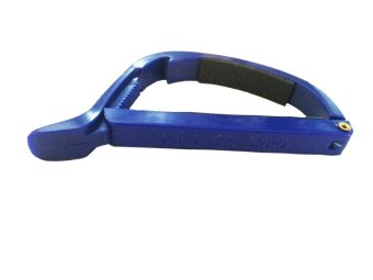 Young Plastic Capo (Blue)