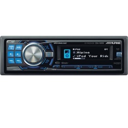 Alpine CDA 9886 Car Stereo (Black)