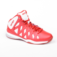 And1 Unbreakable Mens Shoes (Bright White/F1 Red)