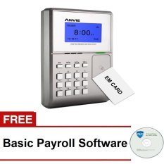 ANVIZ OC500 RFID Time Attendance and Door Access Controller with FREE  Payroll Software