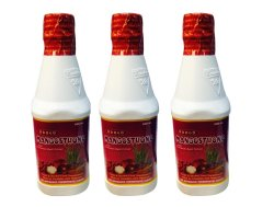 Arago Mangosthone with Cinnamon Bark Extract 500ml, Set of 3
