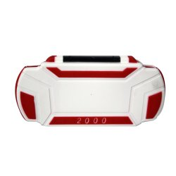 Armour Pocket for PSP 2000 White/Red