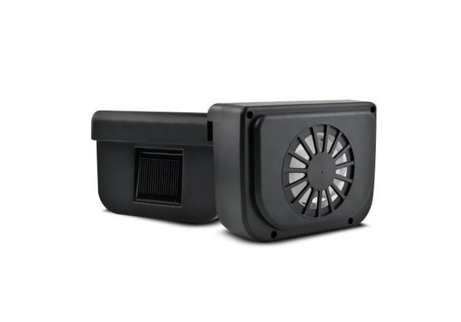 AutoCool Solar Powered Ventilation System Black product preview, discount at cheapest price