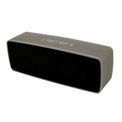 B-5 Mini Portable Bluetooth Speaker  (Silver)