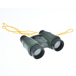 Zmga Sports Store Vegoo 1PC nhựa trẻ em Đồ chơi phóng đại kính thiên văn hai mắt + Dây đeo cổ thumbnail