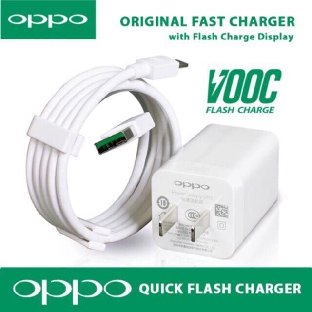 COD Oppo Original Fast Charger