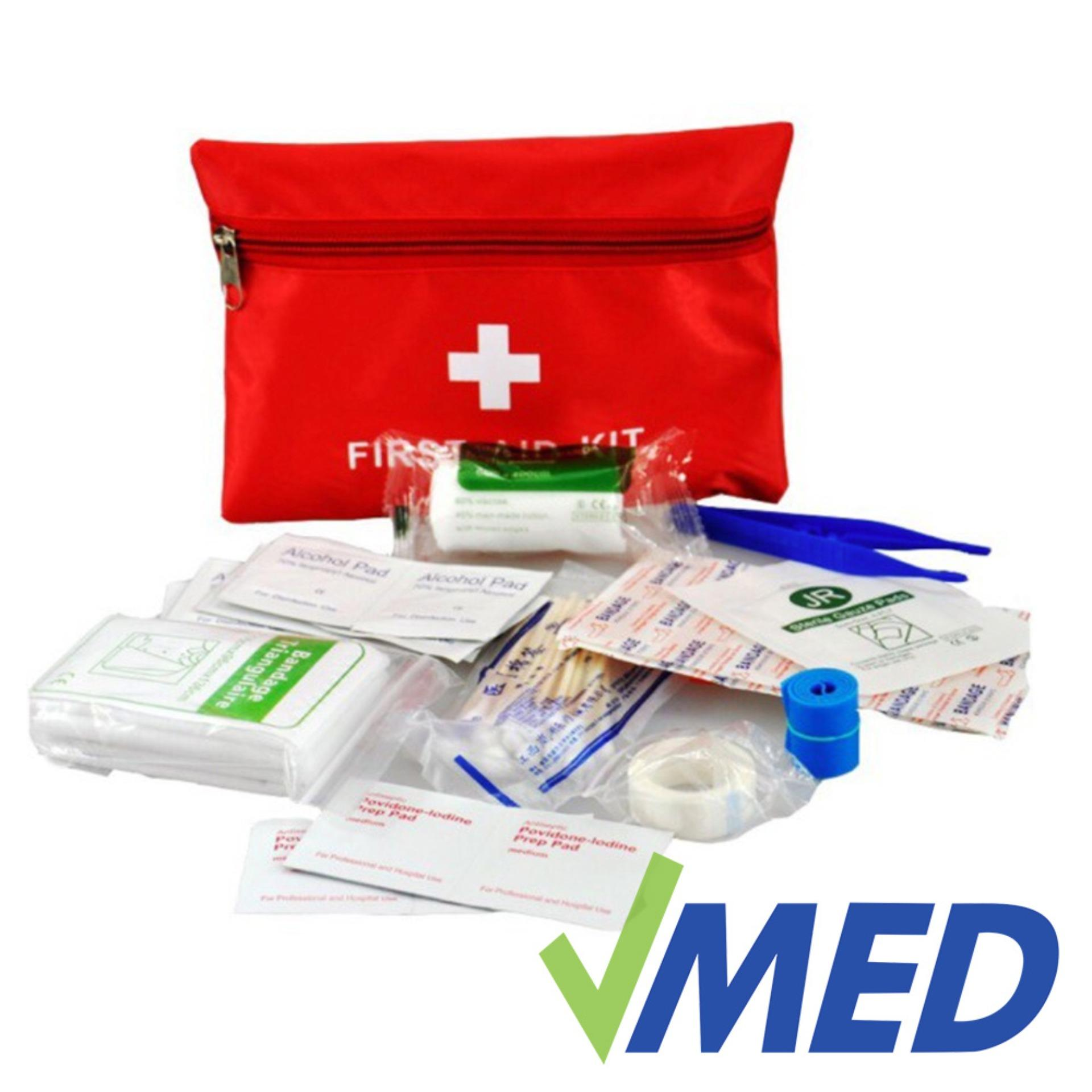 35pcs Complete First Aid Kit By Vmed.
