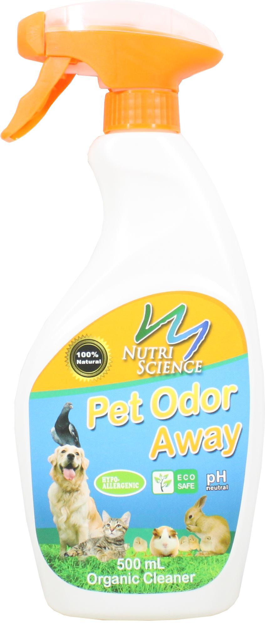 Nutriscience Pet Odor Away