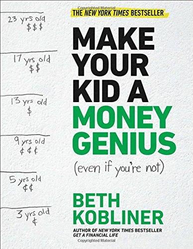 [softbound] Make Your Kid A Money Genius - Beth Kobliner By Hawker.