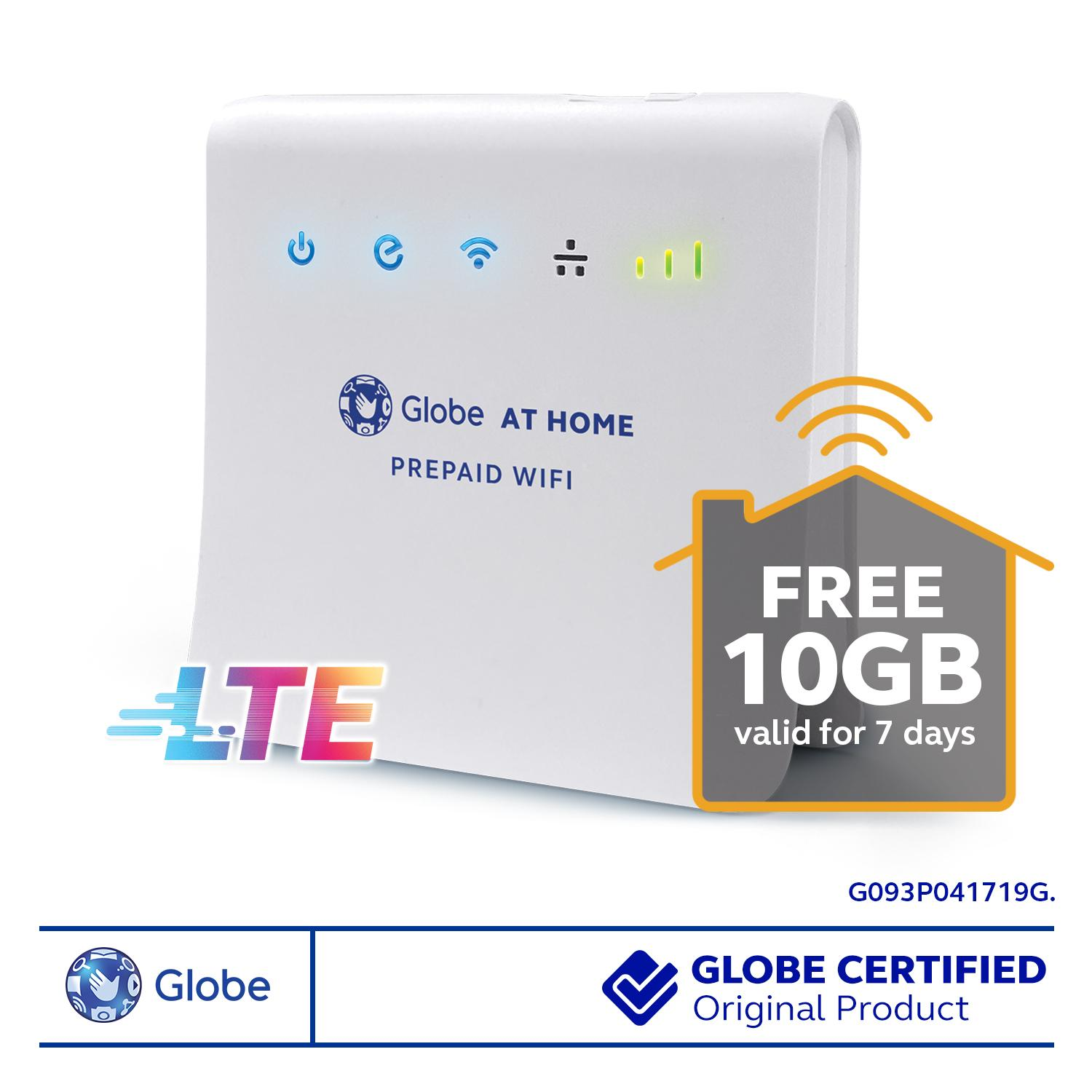 Globe At Home Prepaid Home Wifi - Youwin Modem By Globe Telecom, Inc.