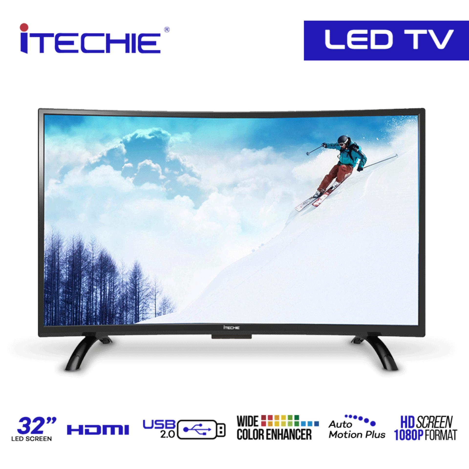 iTechie F-3200+ 32 inch led TV Curved Screen High Definition