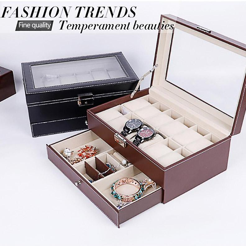 Authentic Cartier Accessory Case Ring Case Jewelry Case Storage Bag Red Sales Of Quality Assurance Boxes, Cases & Watch Winders Jewelry & Watches