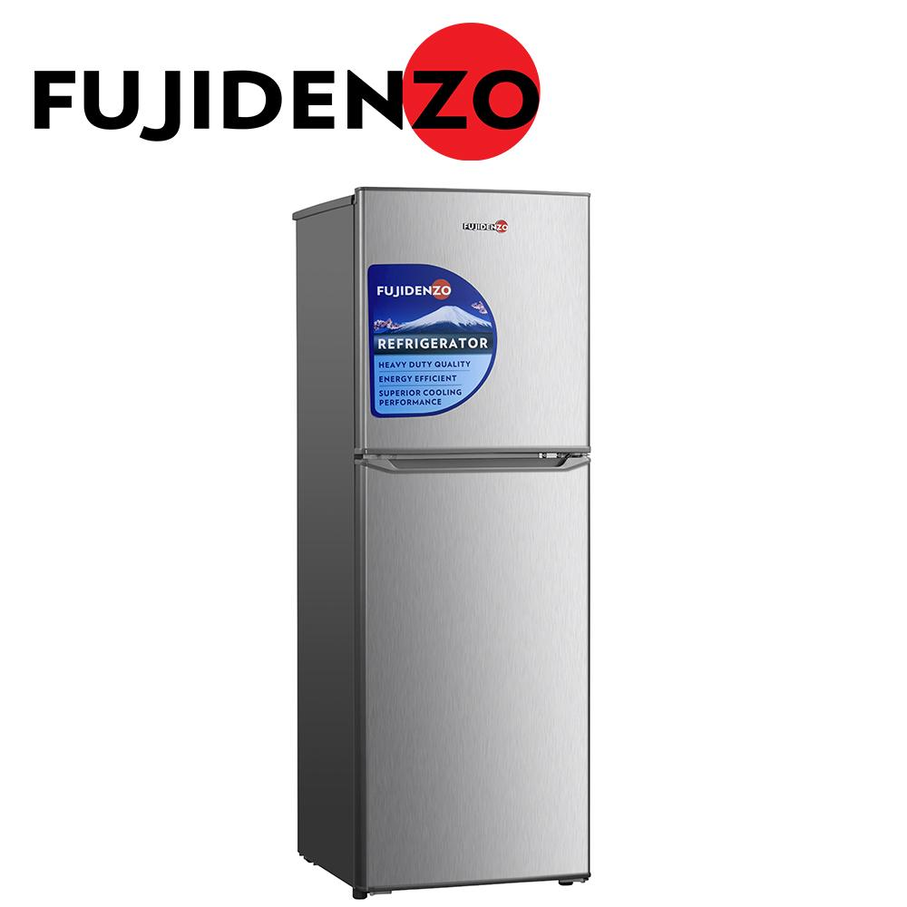 Fujidenzo RDD-60S 6 cu  ft  Two Door Direct Cool Refrigerator