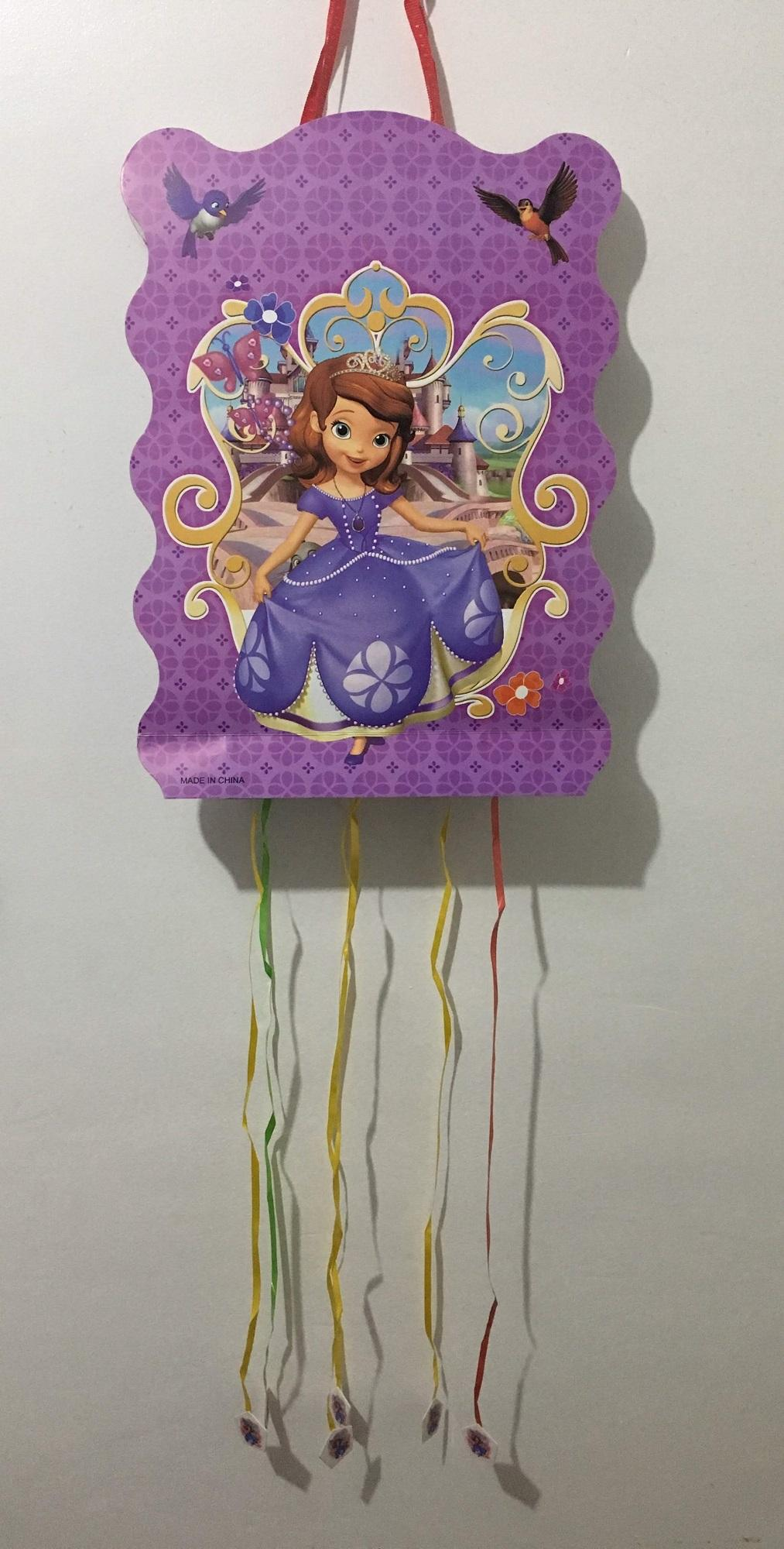 Birthday Party Pull String Pinata By Ethan And Pauls Sweet Shop