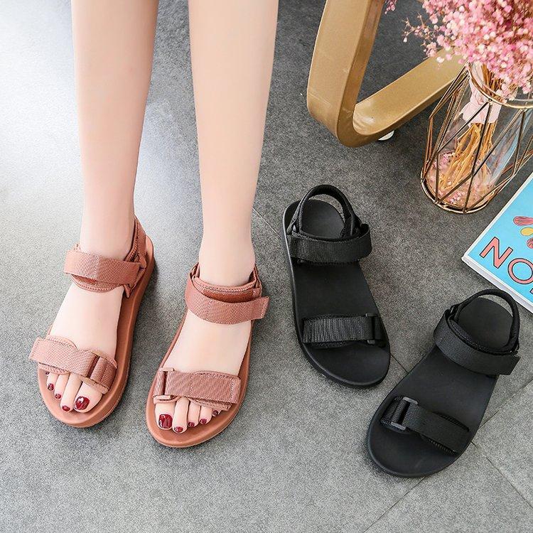 0a144b235c Flat Sandals for Women for sale - Summer Sandals online brands ...