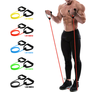 Unisex Handle Assisted Pull Up Set Fitness Stretch Resistance Bands Exercise Cords Pull Rope thumbnail