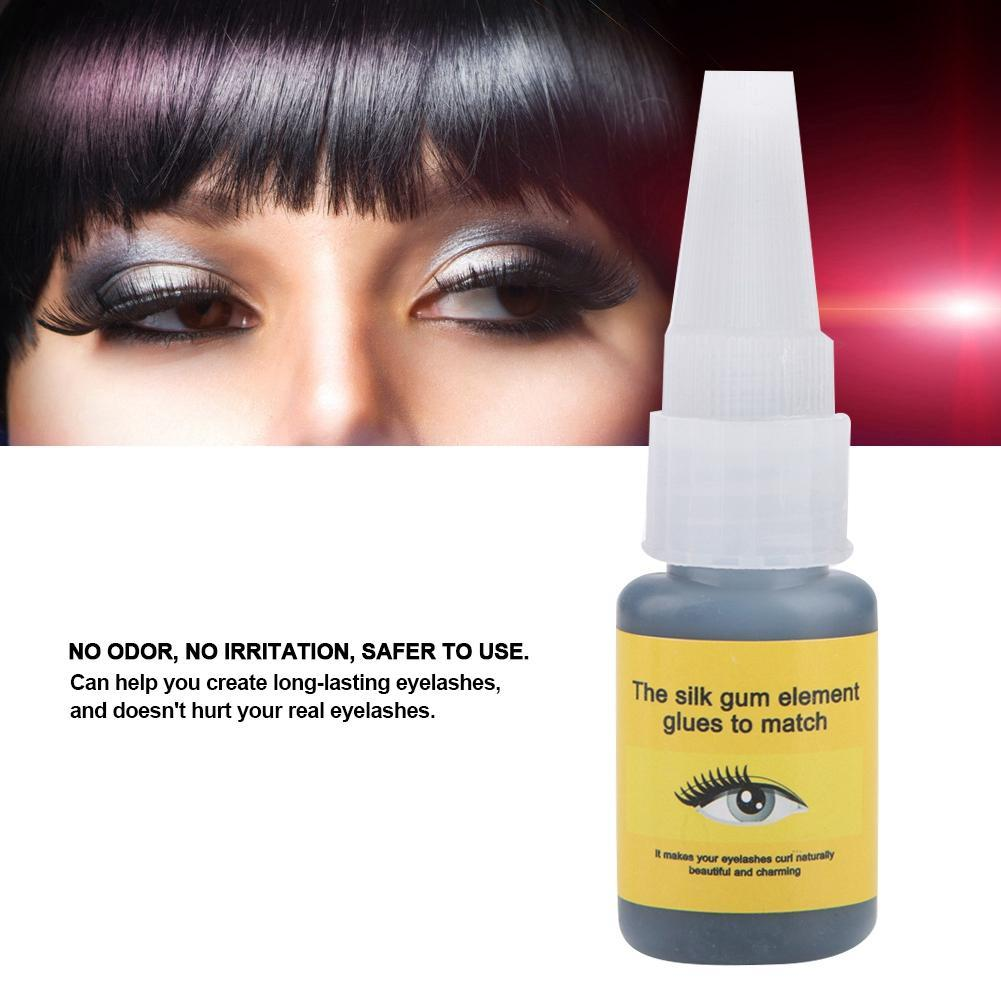 Professional The Silk Gum False Eyelash Extension Glue Buy 1 Take 1