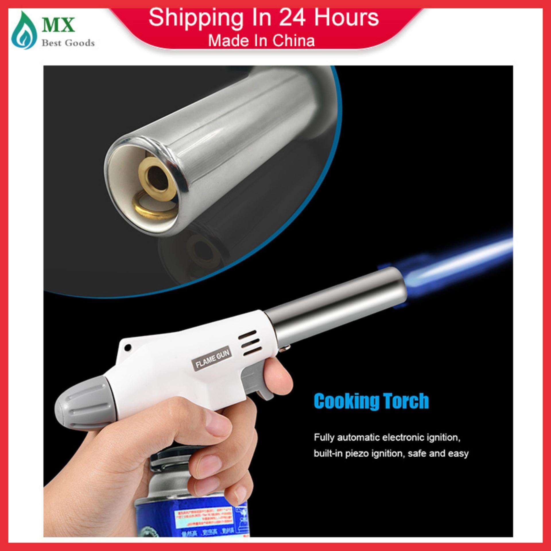 Professional Torch Cooking Butane Creme Food Cook BBQ Home Kitchen - intl