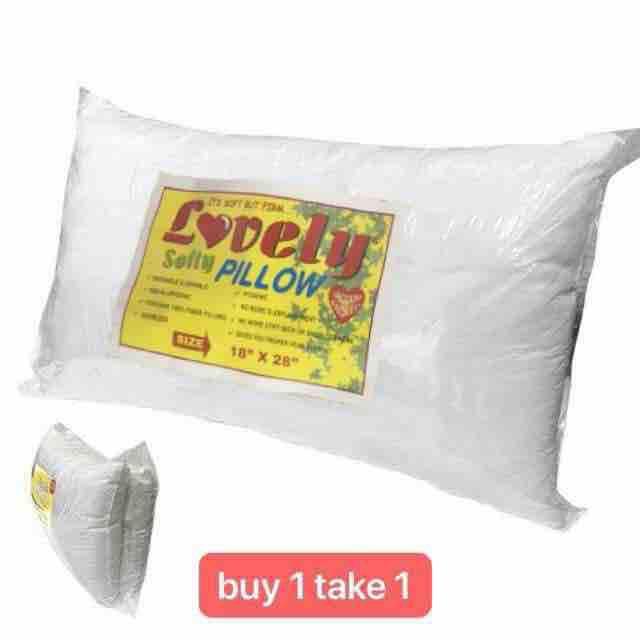 Buy 1 take 1 pillow