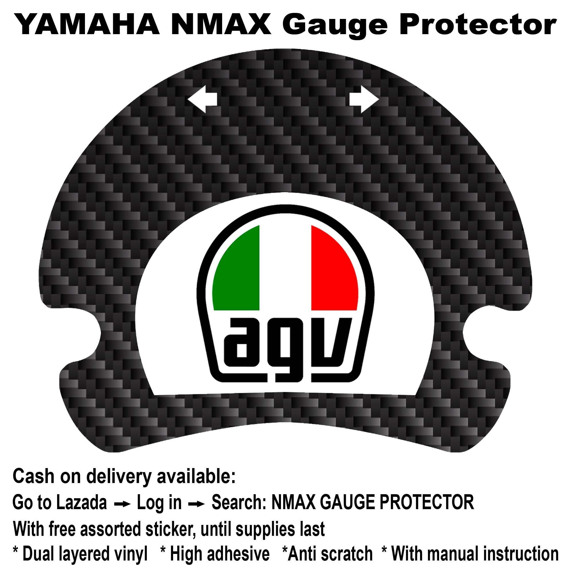 Nmax gauge protector agv