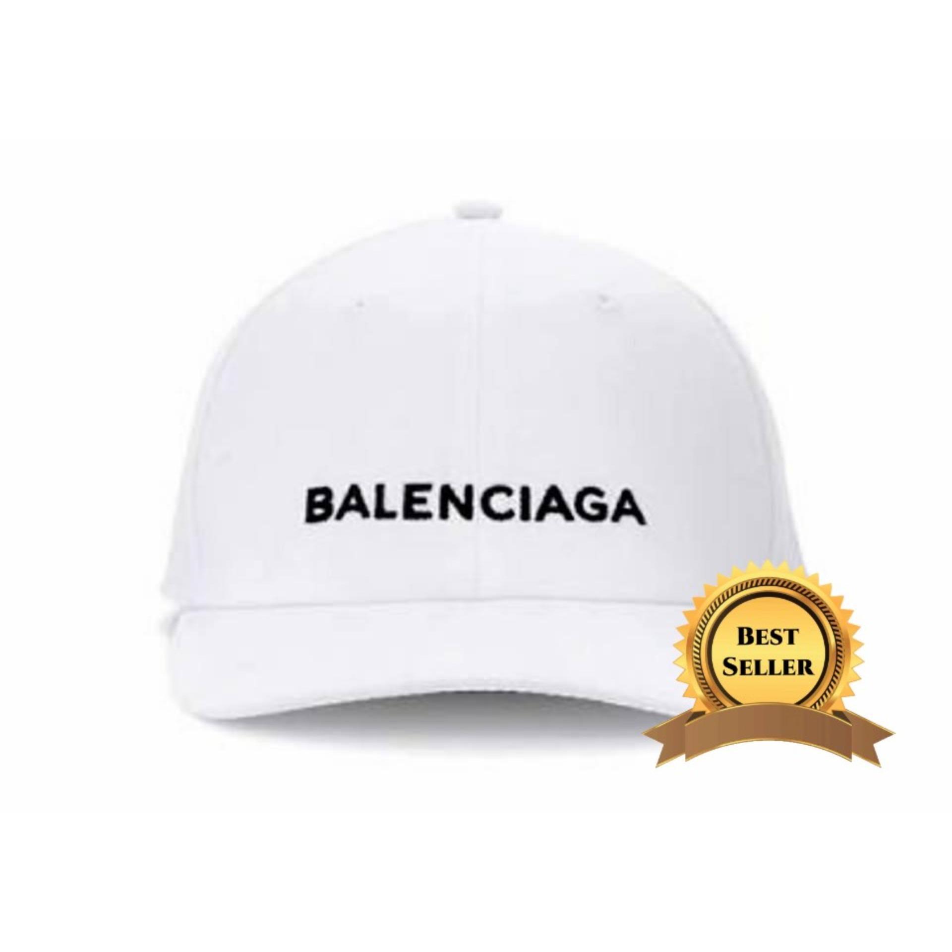 size 40 a6545 571c4 Cap Balenciaga White