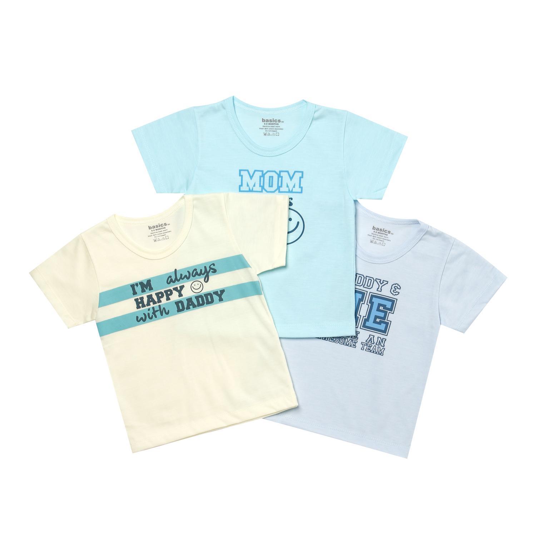 b38ddac4 67660 items found in Clothing. SM Basics Baby Boys 3-piece Daddy and Me Tee  Set