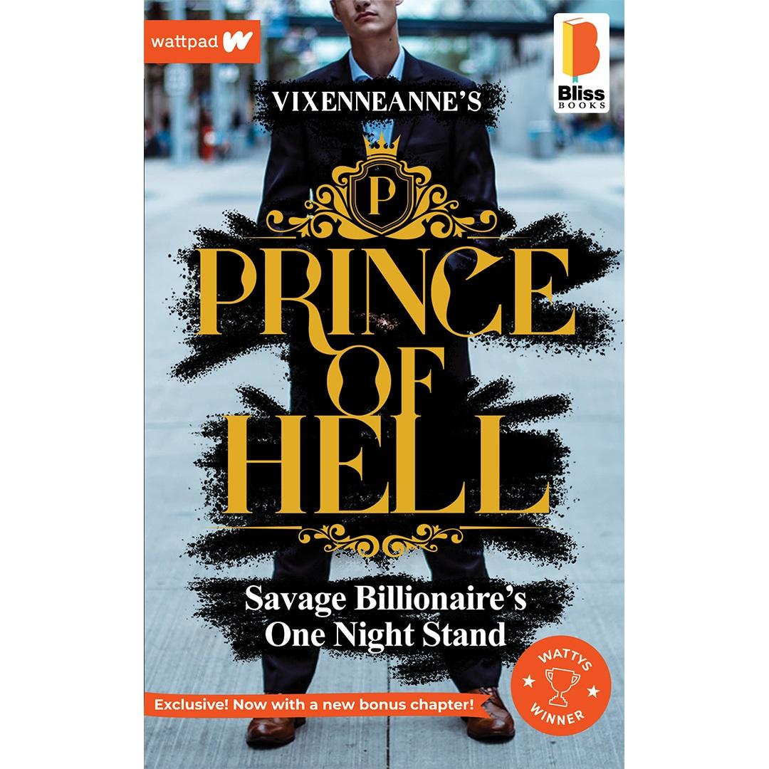 Prince of Hell: Savage Billionaire's One Night Stand