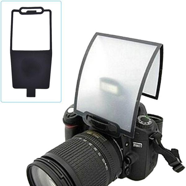 Bảng giá CSPP Flash Diffuser, Đèn Phản Quang Trong Suốt Màu Đen Softbox, Dành Cho Canon Nikon Yongnuo Speedlite Phong Vũ