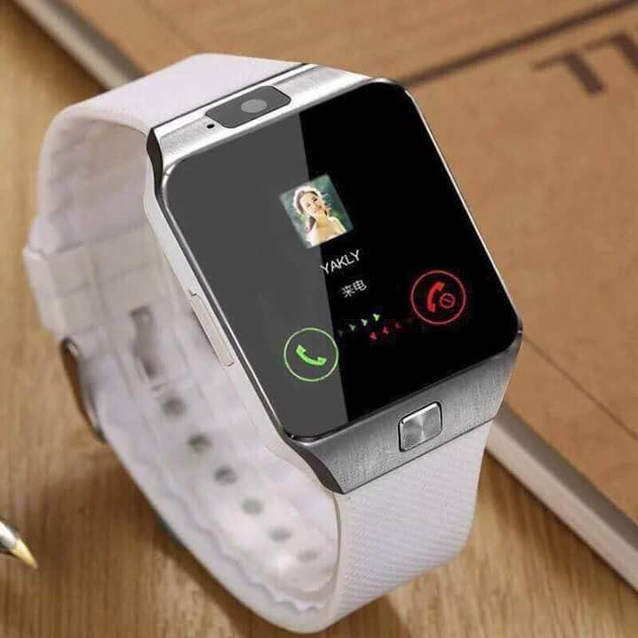 Smart Watch Bluetooth For Android And Ios With Sim Card Slot(black)dz09 By Jiahao General Merchadise.