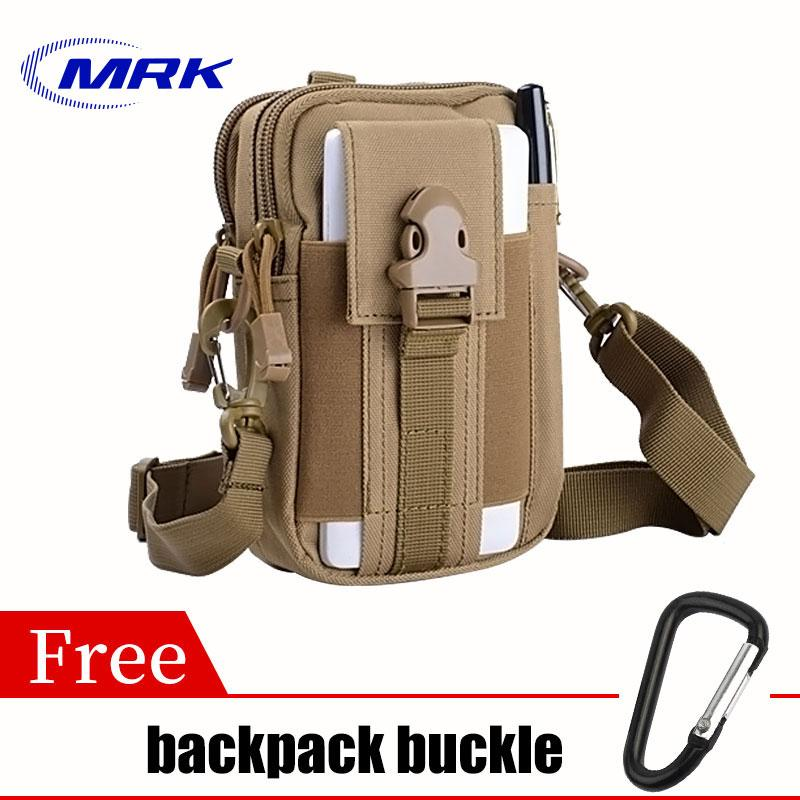 Upgraded Version Multifunction Waist Packs/tactical Pockets/tactical Waist Bag/pocket/utility Bag(shoulder Strap) By Mrk.
