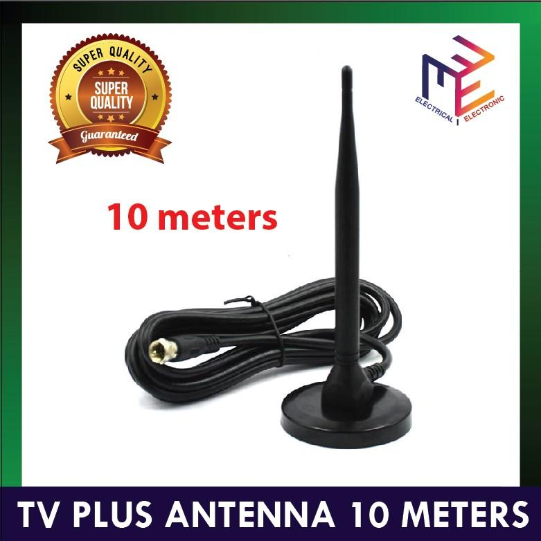 Abs-Cbn Tv Plus Antenna 10 Meters By Winland Online Depot.