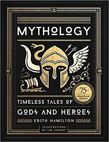 Mythology By Edith Hamilton (ebook) By Ebooks For Sale Ph