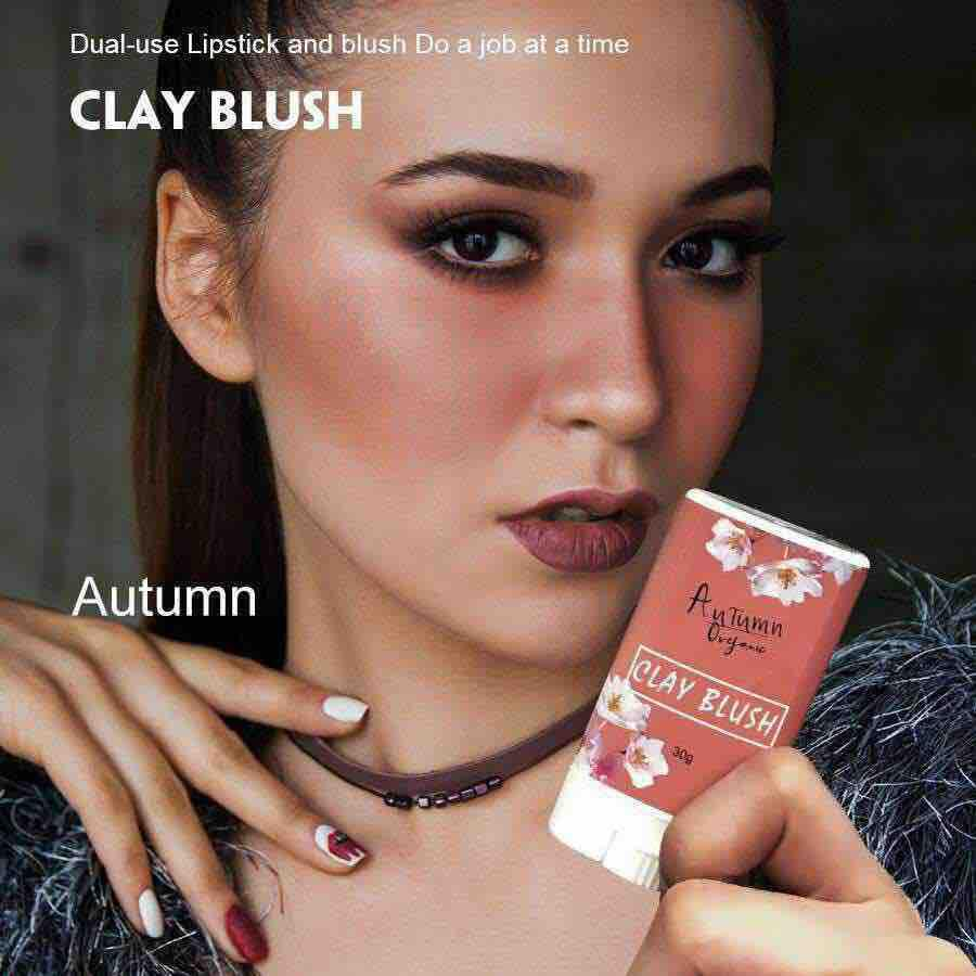 Organics Clay Blush Sunkissed Autumn Champagne 30g Philippines