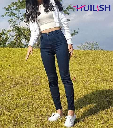 d6a739746b0 High waist pants SIZE:25to32 skinny strechable jeans for women for idp shop