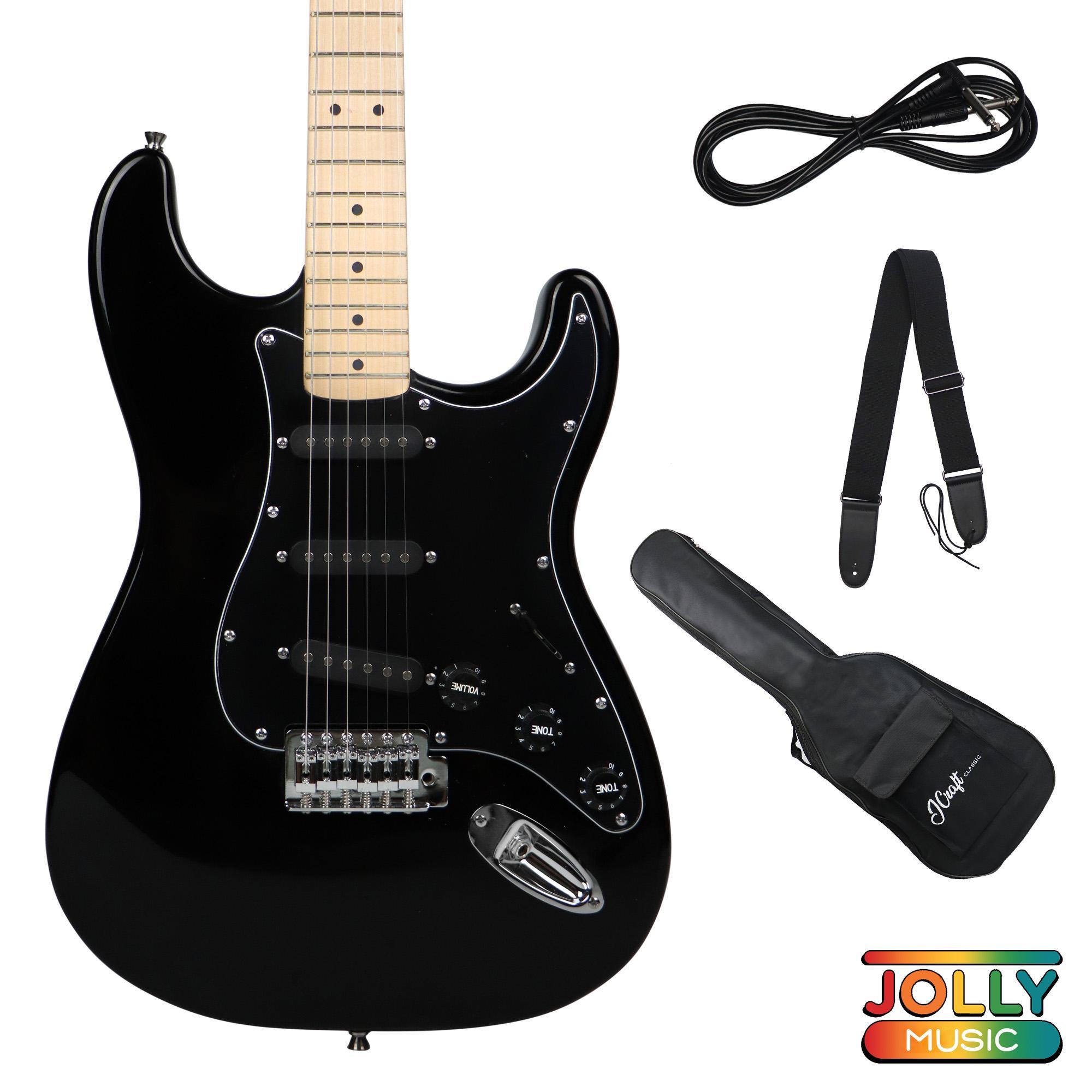 7450e57f184c J-Craft S-1 Stratocaster Electric Guitar
