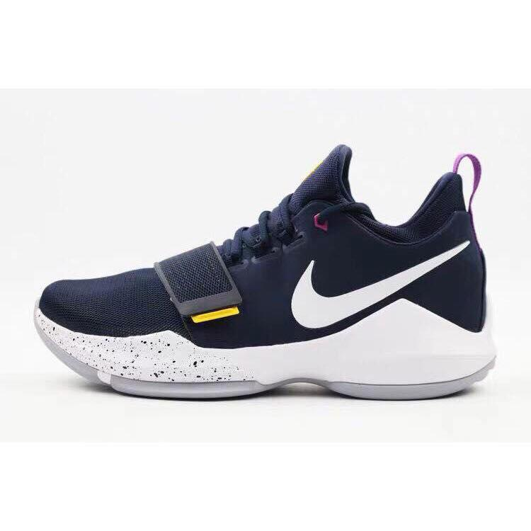 check out 3cb37 f5a18 PG 1 Basketball shoes for men low cut