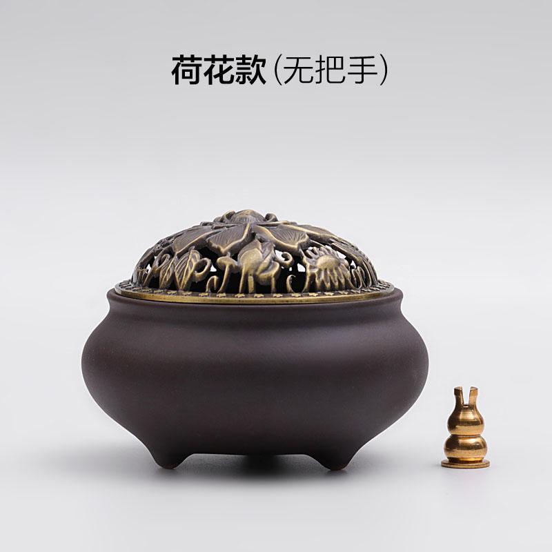 Width And Censer Ceramic Vintage Small Sandalwood Plate Censer Household Tea Ceremony Snnei Buddhist Offering Incense Holder