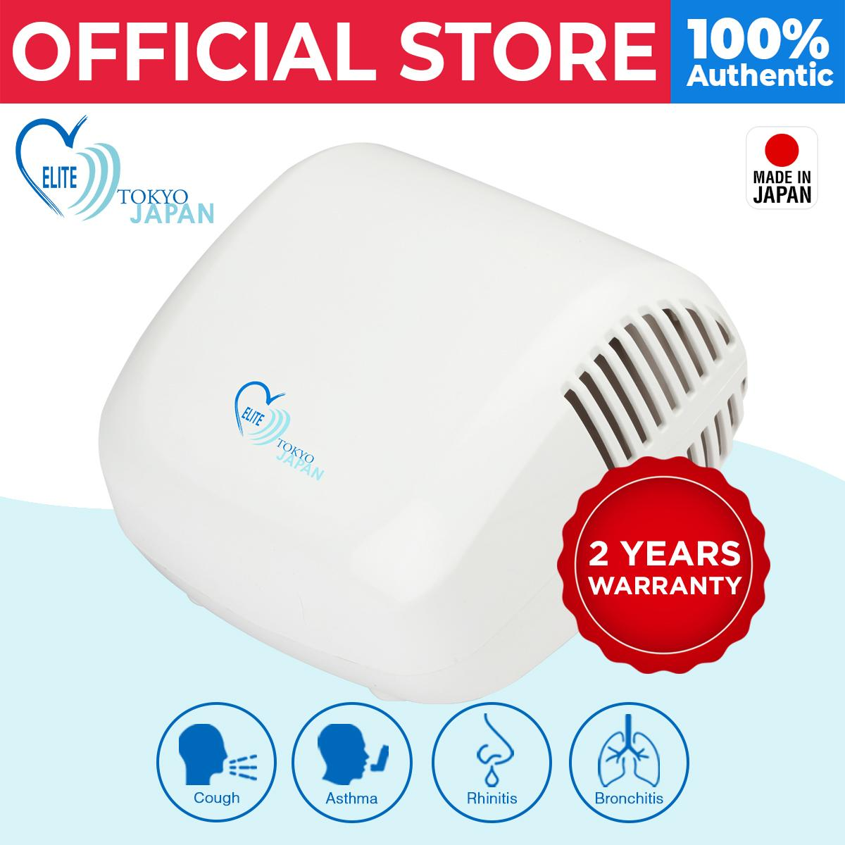 Elite Tokyo Japan Handyneb Sprint Nebulizer Sale With Complete Accessories By Medical Supplies Philippines.
