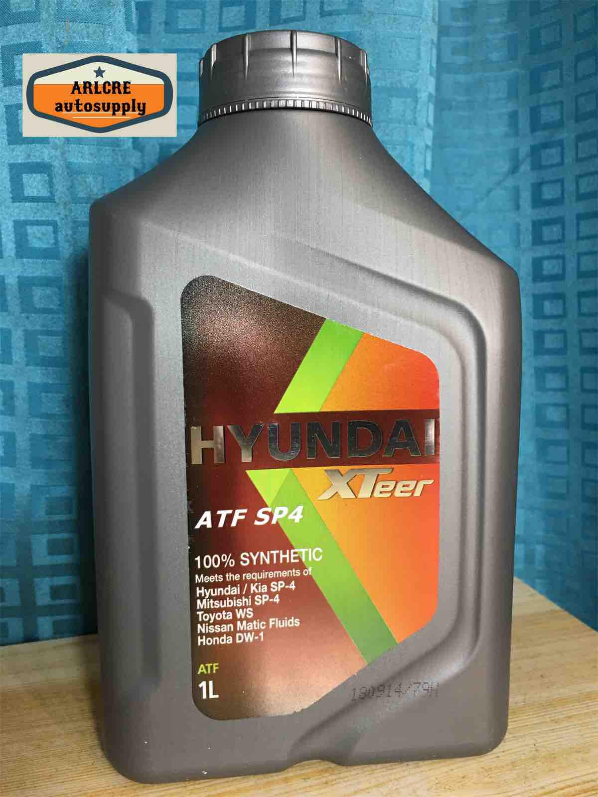 HYUNDAI Xteer ATF SP4 Fully Synthetic 1L