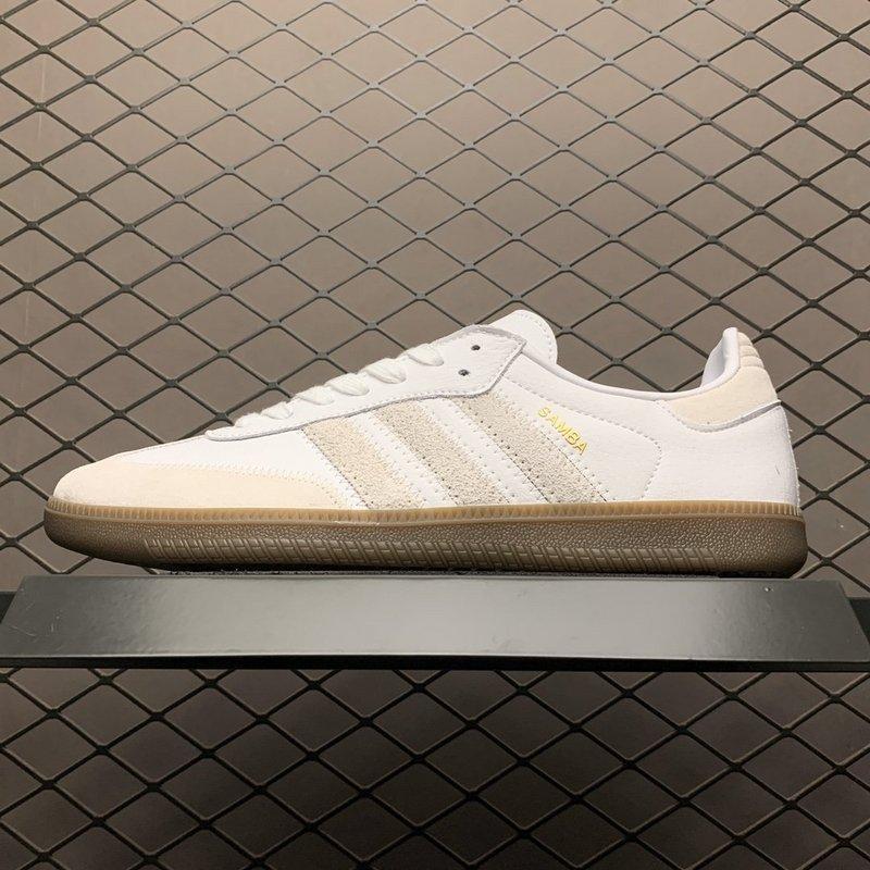 Adidas_Clover Samba OG Men's And Women's Low-top Casual Sports Shoes BD7527 Giá Tốt Không Nên Bỏ Lỡ