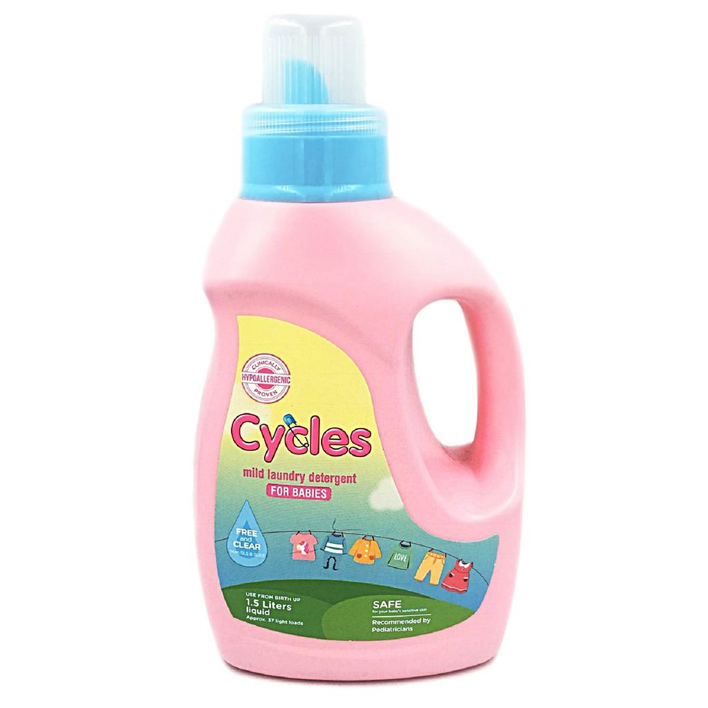 Cycles Mild Laundry Detergent Philippines Cycles Mild