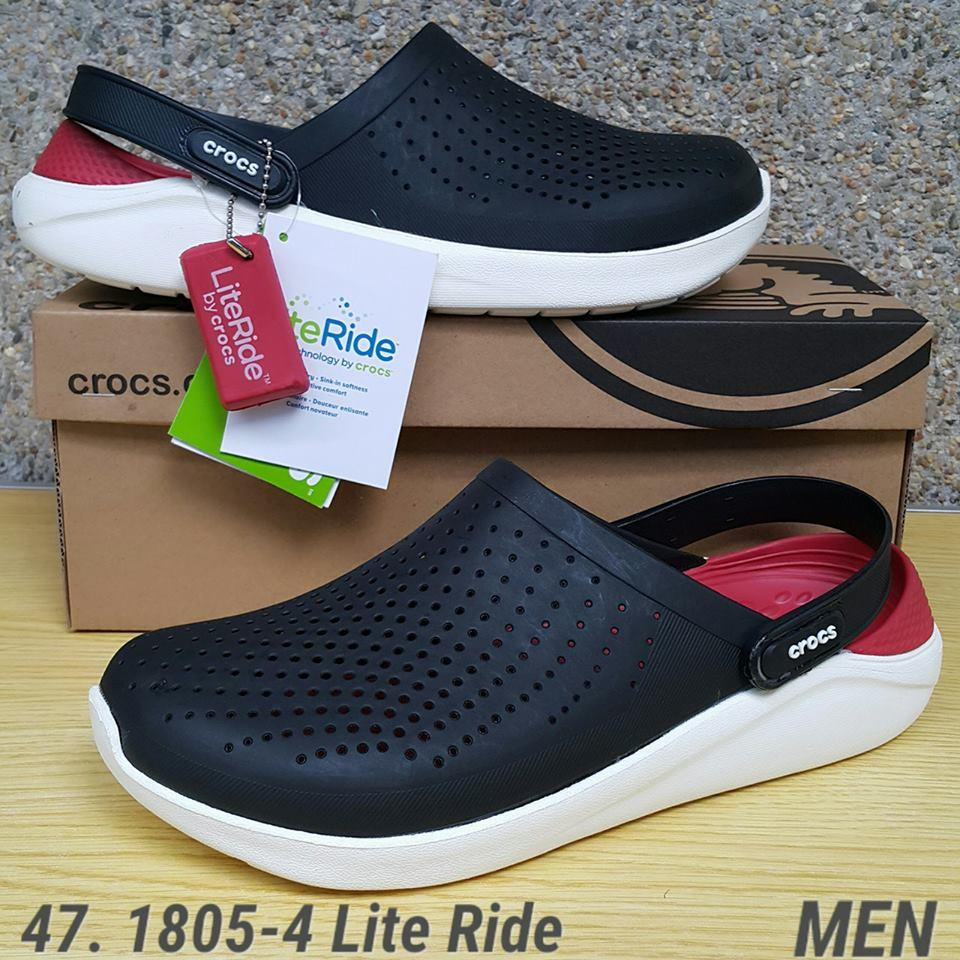Crocs 47. 1805-4 Lite Ride Men/women By I Love Flip-Flops.