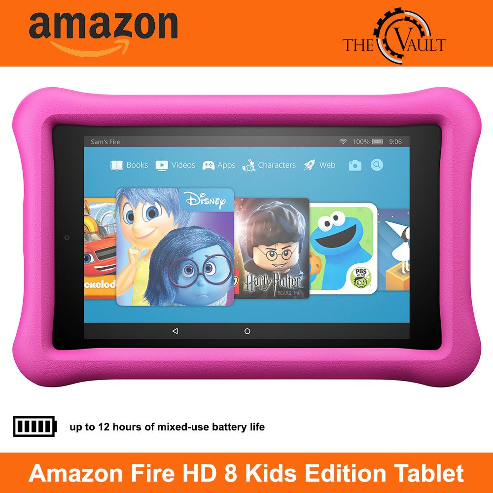 Amazon Fire HD 8 Kids Edition Tablet 8