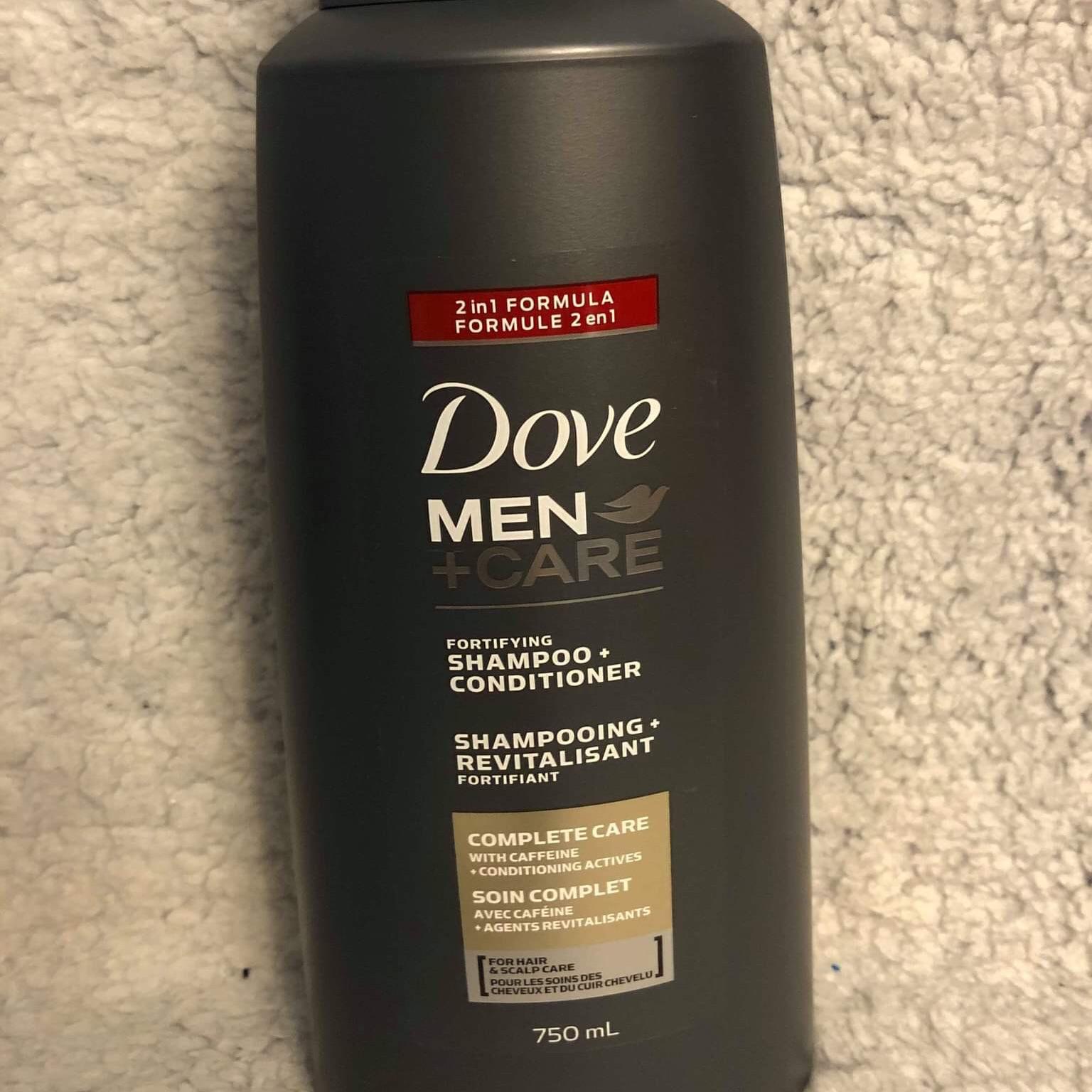 Original Dove Men Care Complete Care Shampoo And Conditioner 750ml From Canada Lazada Ph