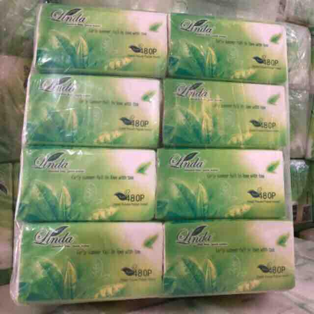Linda Green Tea Tissue By Amt.