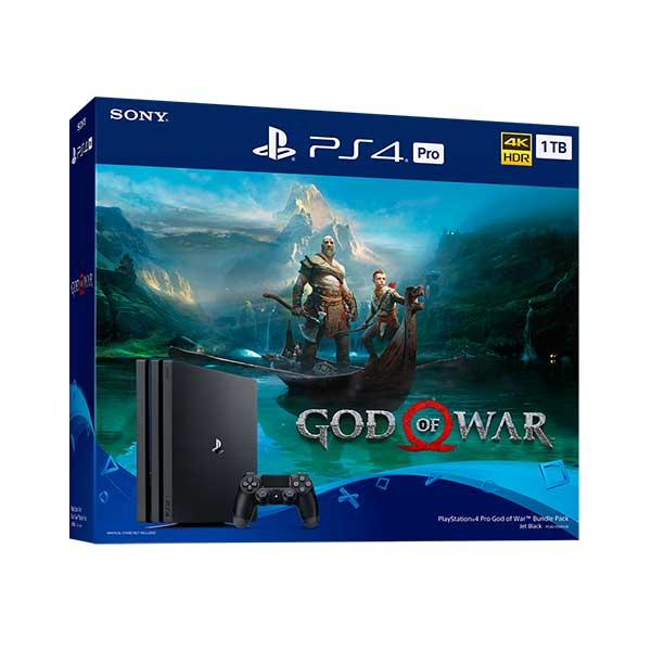 Ps4 Pro 1tb God Of War Bundle [asian Version] By Game One Ph.