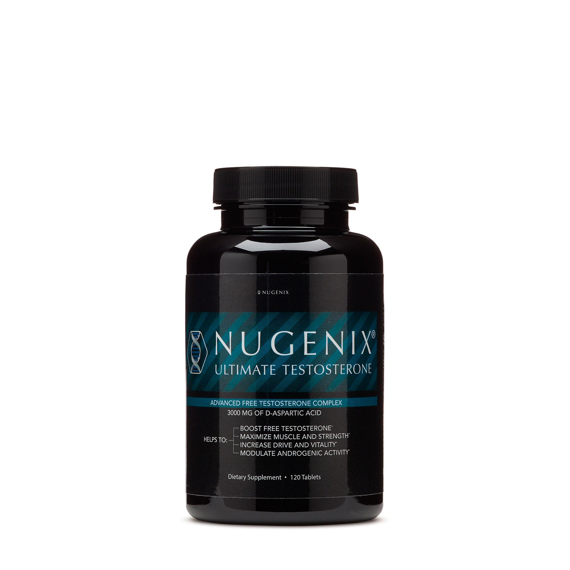 Nugenix Ultimate Testosterone By Gnc.
