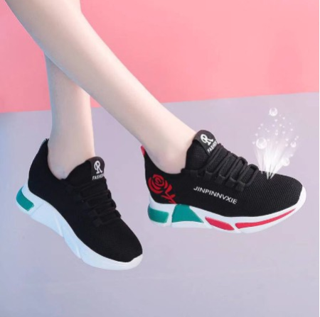 black shoes lazada