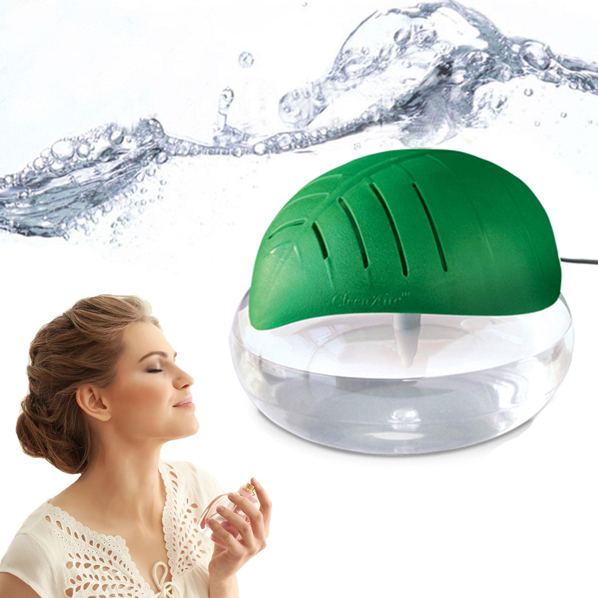 H2o+ Air Purifier Humidifier And Revitalizer By Gonzalez General Merchandise.