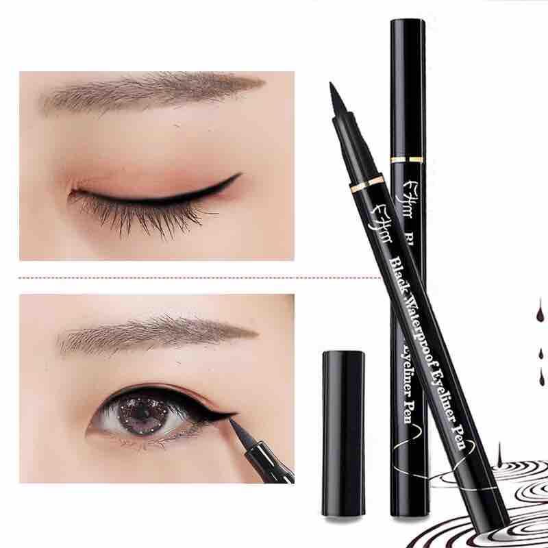 Waterproof Sweatiproof Durable Not Easy To Remove Makeup Eyeliner Liquid Eyeliner By Ina Beauty Shop.